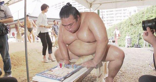20170703 稀勢の里 誕生日 NHK