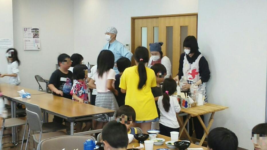 丸子せんマル子ども食堂本日開催しました