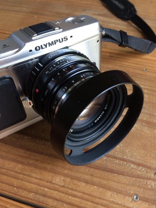 voigtlander nokton 40mm f1.4 sc+Olympus PEN E-P1