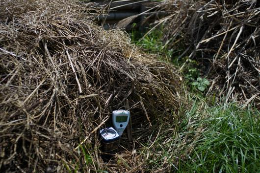 堆肥の土壌診断