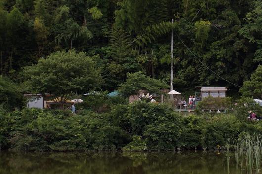 ブルーム香房ガーデン 夏の庭のマルシェ