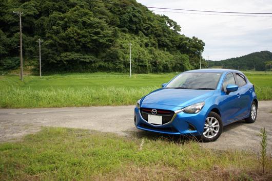Mazda Demio SkyActiv-D