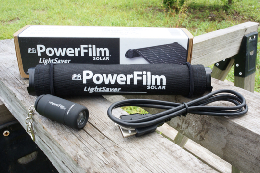 PowerFilm LightSaver