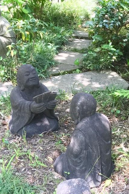 浄慶寺の羅漢像 2017