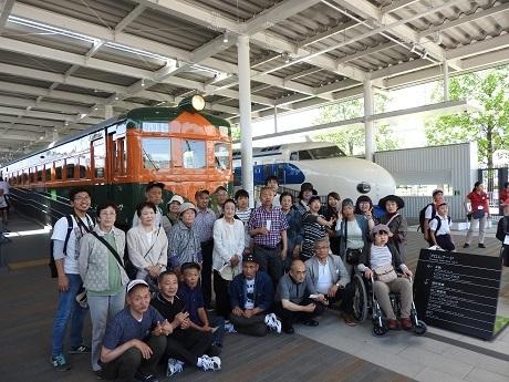 2グループ旅行鉄道博物館