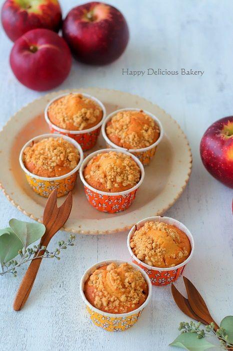 1110リンゴケーキ