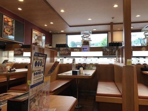 無添くら寿司 生駒店 201705 (1)