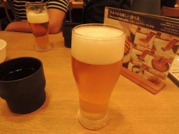 京都勝牛 堂島地下街 (9)