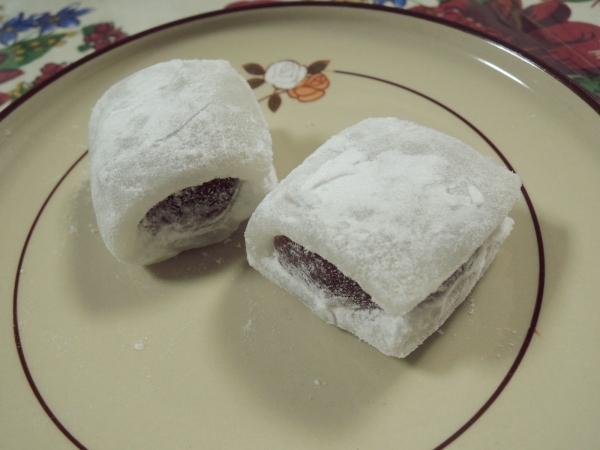 羽二重餅の古里 銘菓 織福(マエダセイカ) 201704 北陸旅行 (1)