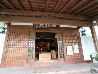 石光寺・本堂