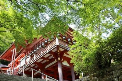 談山神社・拝殿