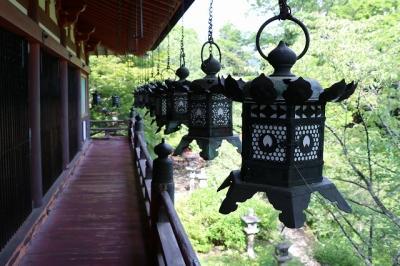 談山神社・吊り灯籠