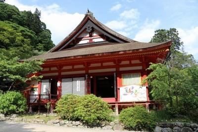談山神社・神廟拝所