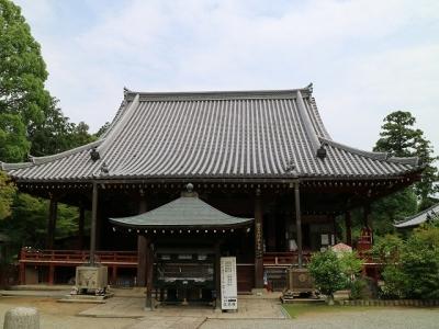 久米寺・本堂