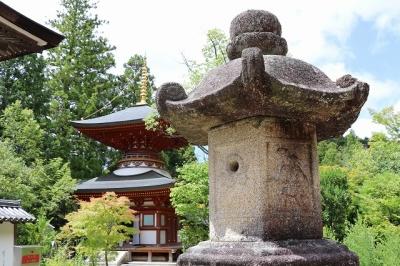 円成寺境内