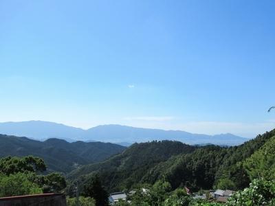 天空展望台からの眺め