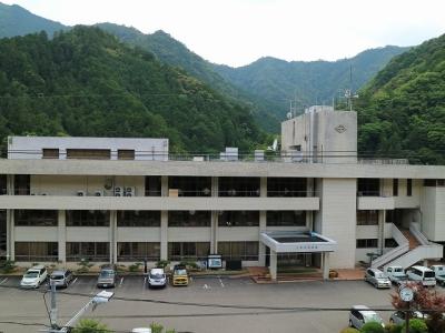 十津川村役場