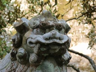 玉置神社狛犬