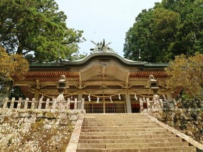 玉置神社本殿