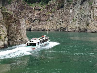 ウォータージェット船2