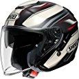 ショウエイ(SHOEI) バイクヘルメット ジェット J-CRUISE PASSE