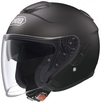ショウエイ(SHOEI) バイクヘルメット ジェット J-CRUISE マットブラック