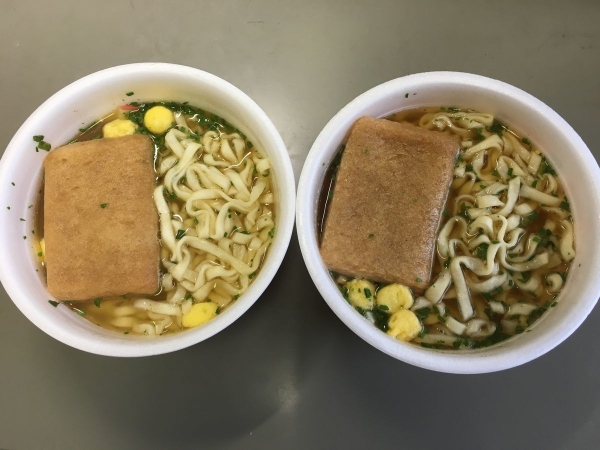 2017-07-01 食べ比べ、西対東