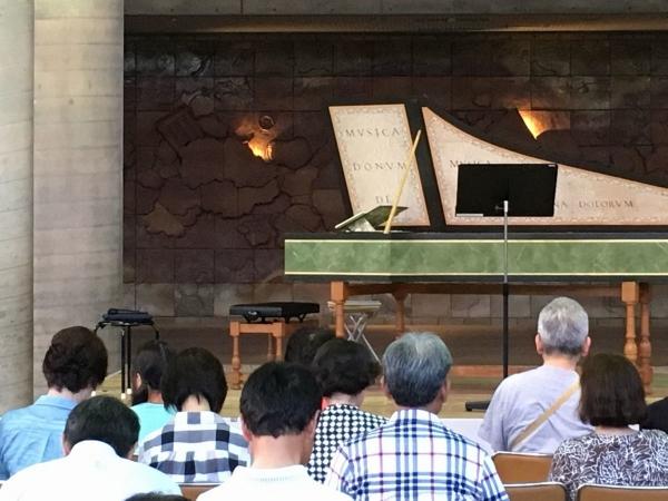 2017-07-07 コンサート前