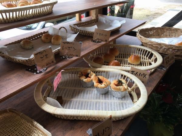 2017-07-06 パンは売り切れ間近