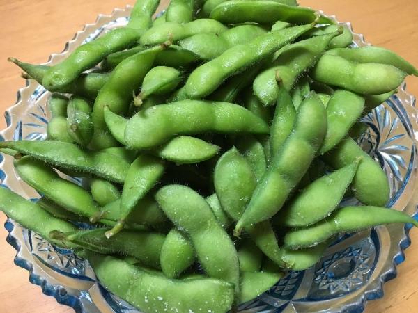 2017-08-07 枝豆