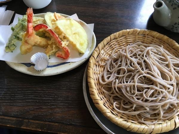 2017-08-10 天ぷらそば