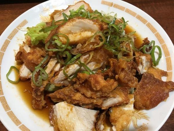 2017-08-12 油淋鶏
