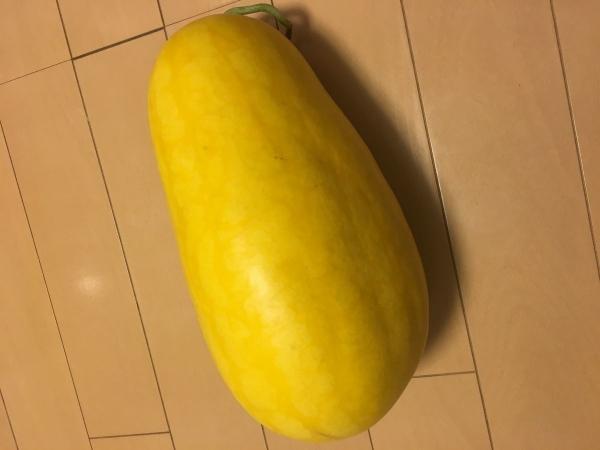 2017-08-13 黄色いすいか