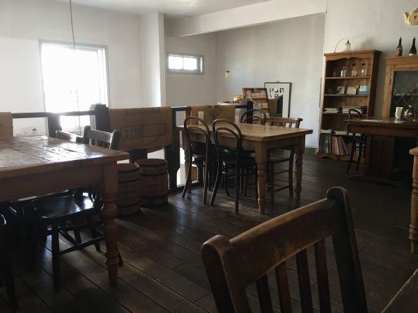 2017-09-05 ゴーズカフェ室内