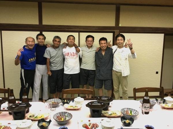 2017-09-16 夕食全員