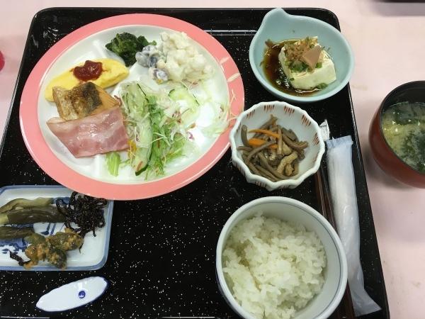 2017-09-17 朝食
