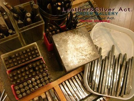 彫金 タガネ 工具