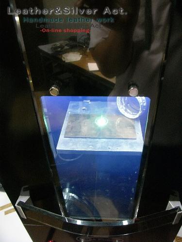 レザー 彫刻06
