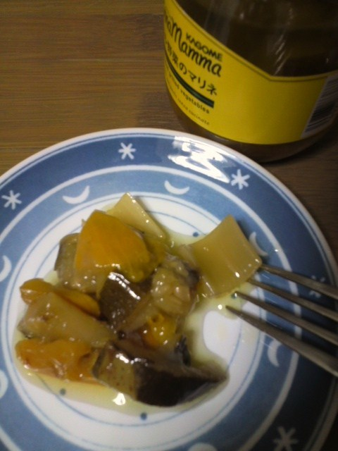 カゴメ アンナマンマ グリル野菜のマリネ