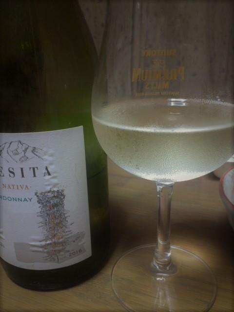 ANDESITA Chardonnay(アンデシータ シャルドネ)白