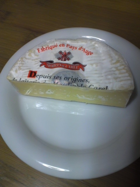 (Camembert de Normandie)カマンベール ノルマンディー AOP