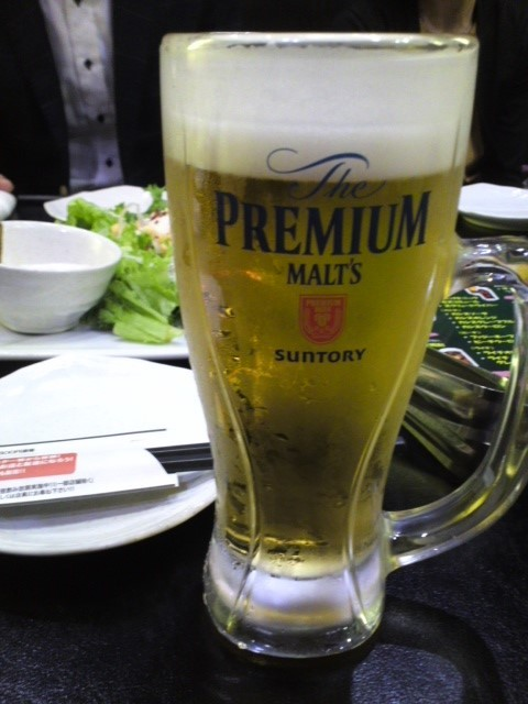 横浜西口でのとある飲み会