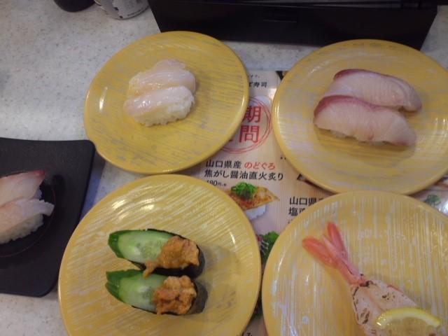 かっぱでひとり昼呑み寿司