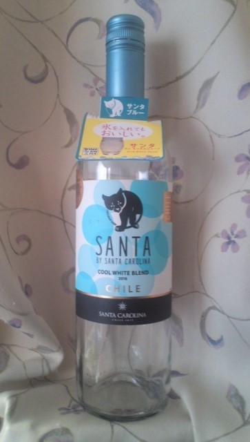 SANTA BY SANTA CAROLINA COOL WHITE BLEND(サンタバイサンタ カロリーナ クール ホワイト ブレンド)