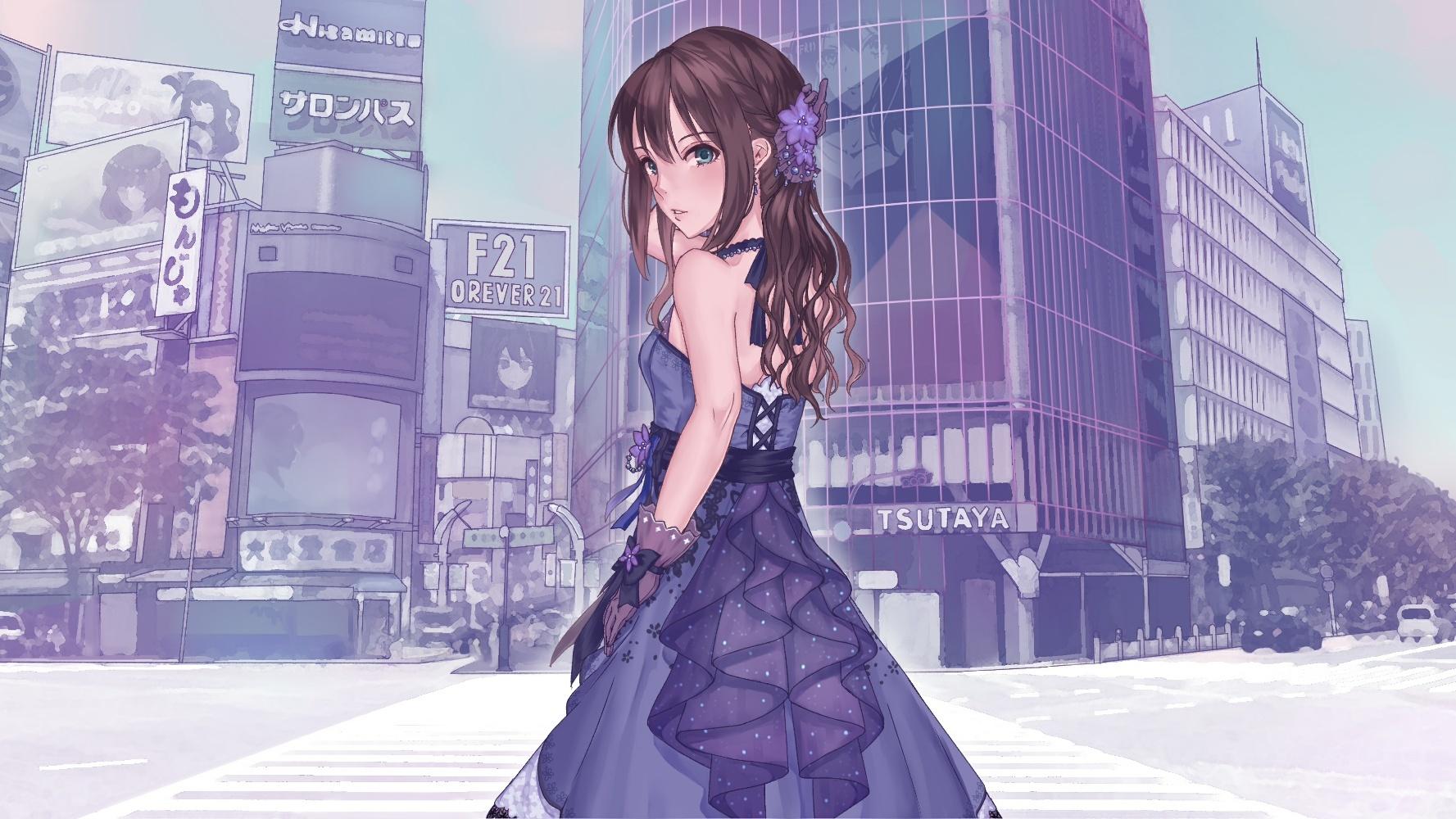 アイドルマスターシンデレラガールズ 渋谷凛 / THE IDOLM@STER Shibuya Rin No.2599