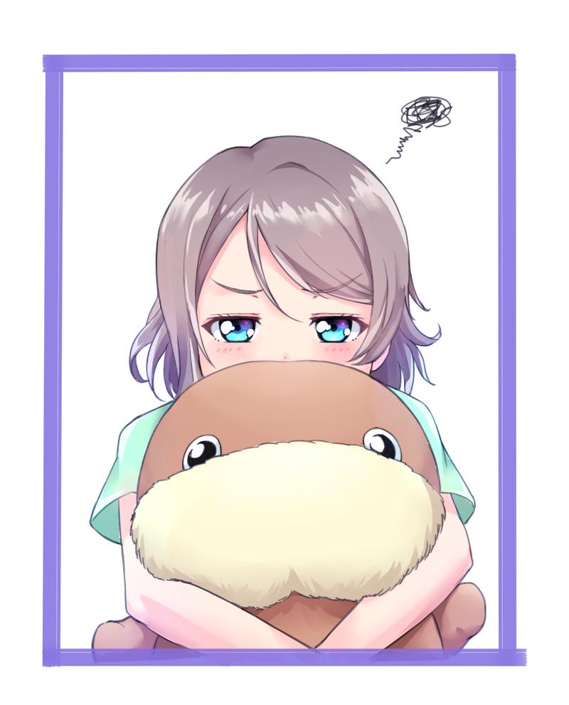 ラブライブ!サンシャイン!! 渡辺曜 / LoveLive! Watanabe You No.5721