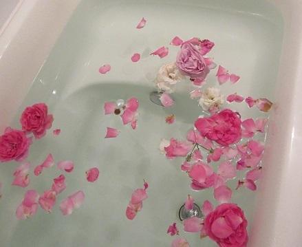 バラ風呂2