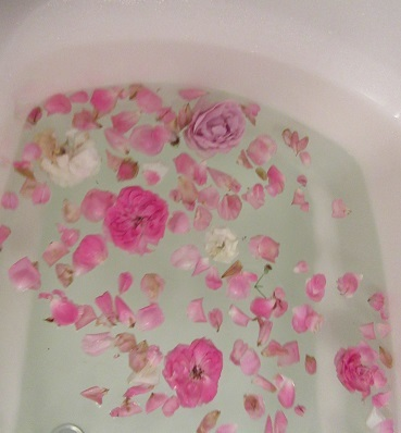 バラ風呂3
