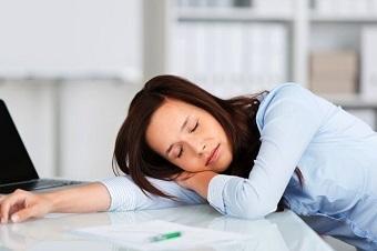 食後の眠気