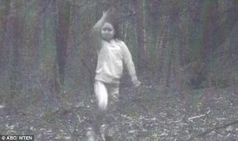 女の子の幽霊